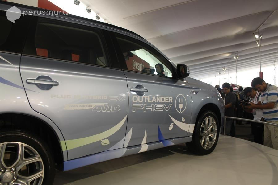 Notas De Prensa Mitsubishi Presenta La Primera Suv